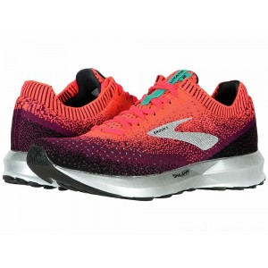 Brooks Levitate 2 Pink/Black/Aqua - Sale