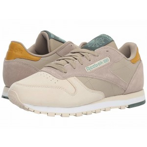 Reebok Lifestyle Classic Leather Super Neutral/Sandtrap/Khaki/White/Chalk Green - Sale