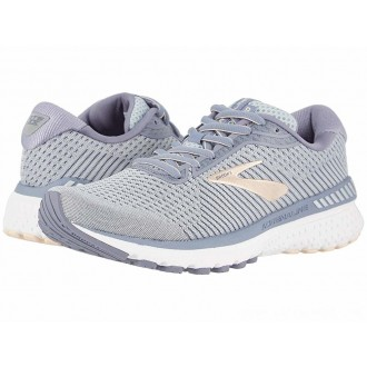 Brooks Adrenaline GTS 20 Grey/Pale Peach/White - Sale