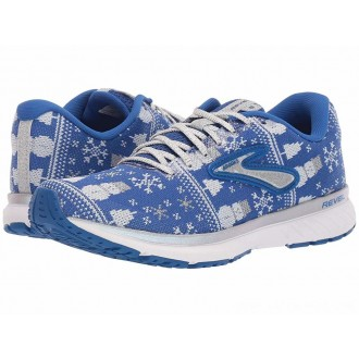 Brooks Revel 3 Blue/White/Silver - Sale