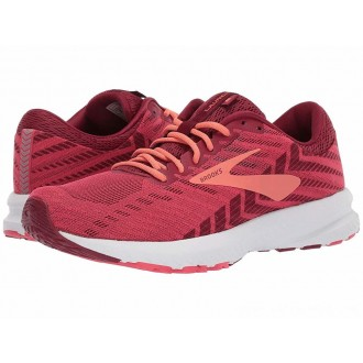 Brooks Launch 6 Rumba Red/Teaberry/Coral - Sale