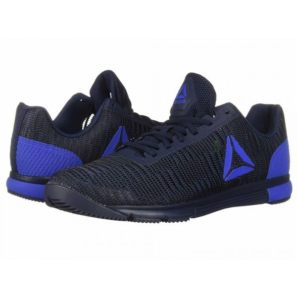 Reebok Speed TR Flexweave Collegiate Navy/Black/Crushed Cobalt - Sale