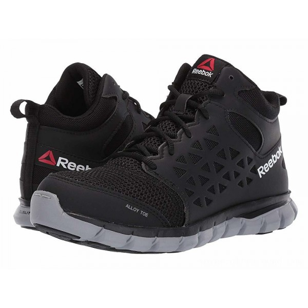 Reebok Work Sublite Cushion Work Black 5 - Sale