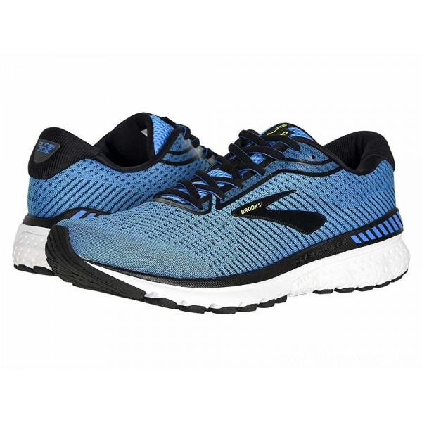 Brooks Adrenaline GTS 20 Blue/Black/Nightlife - Sale