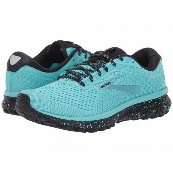 Brooks Ghost 12 Blue Radiance/Black - Sale
