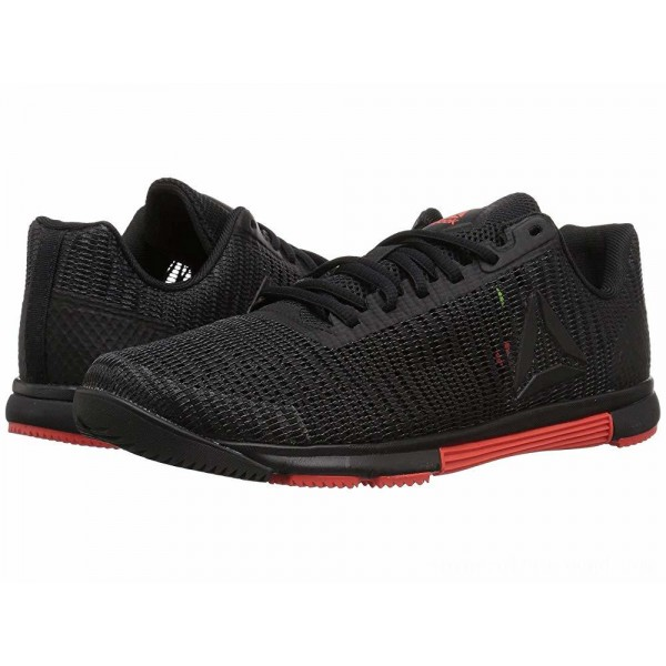 Reebok Speed TR Flexweave Black/Carotene - Sale