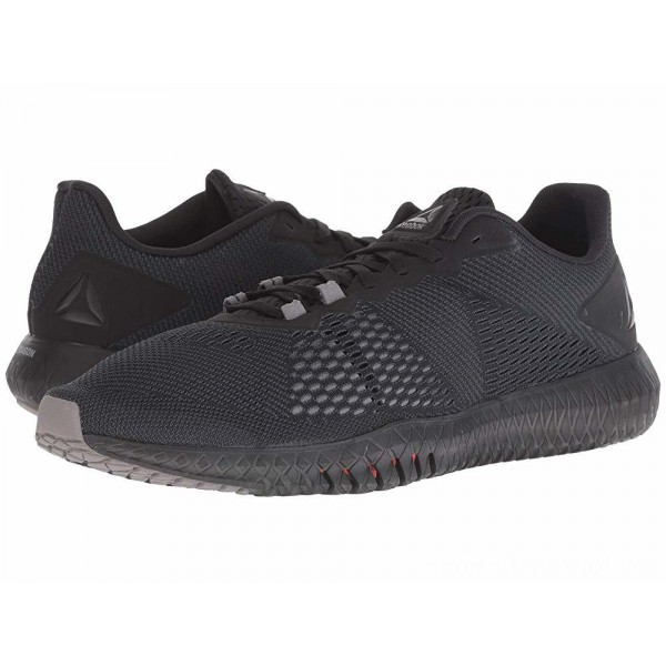 Reebok Astroride Flex TR Black/White/Shark/Coal/Atomic Red - Sale