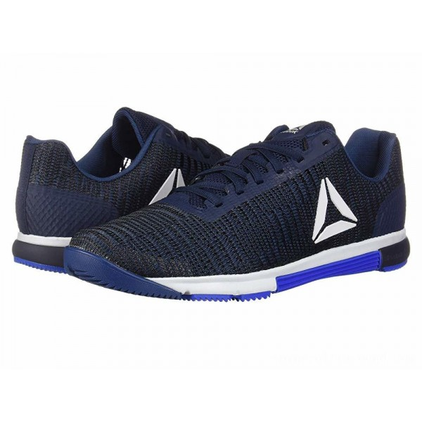 Reebok Speed TR Flexweave Vital Blue/Bunker Blue/Collegiate Navy/Spirit White - Sale