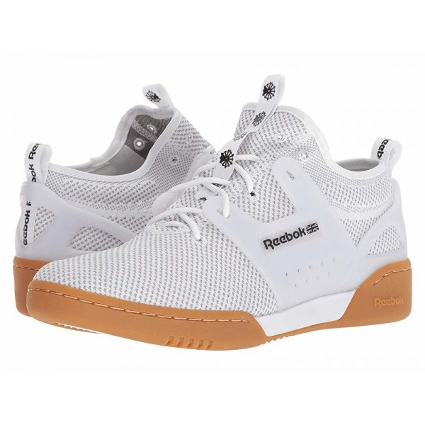 Reebok Lifestyle Workout ULS ULTK White/Black/Gum - Sale